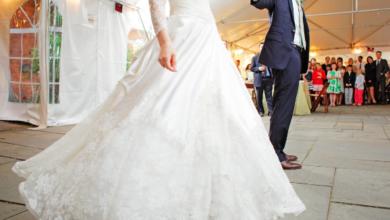 فستان الزفاف في المنام