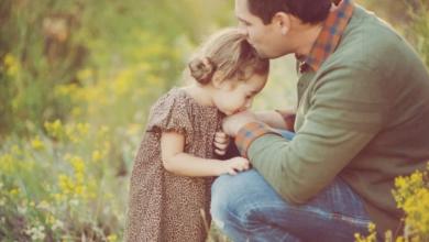 كلام عن الاب