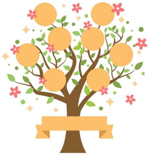 خريطة مفاهيم على شكل شجرة
