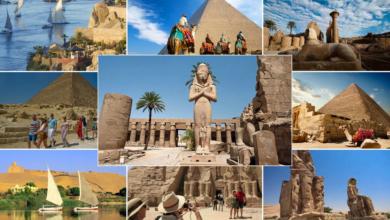 اهم الاماكن السياحية في مصر