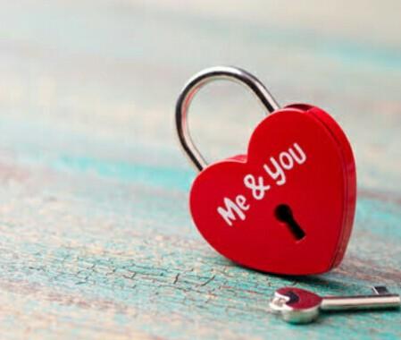قلب و مفتاحه