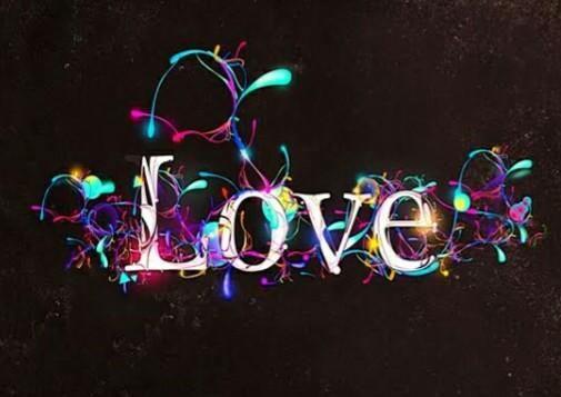 حب بالألوان