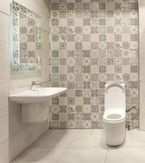 ارضيات حمام سادة