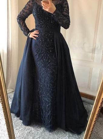 فستان سواريه للتفصيل