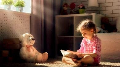 قصص قبل النوم